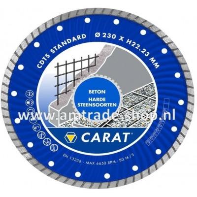 CARAT TURBO STANDAARD - CDTS Ø150mm