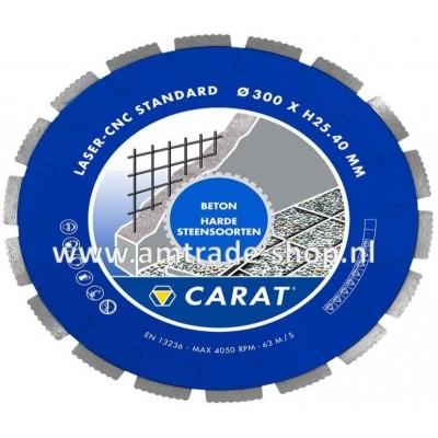CARAT LASER BETON STANDAARD - CNC Ø350mm