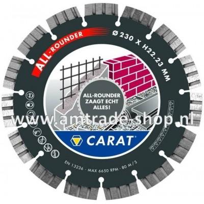 CARAT LASER UNIVERSEEL BRILLIANT - ALL-ROUNDER Ø125mm