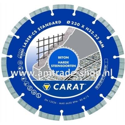 CARAT LASER BETON STANDAARD - CS Ø180mm