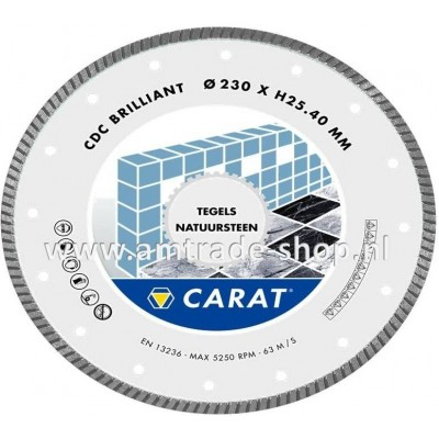 CARAT TEGELS / NATUURSTEEN BRILLIANT - CDC Ø350mm
