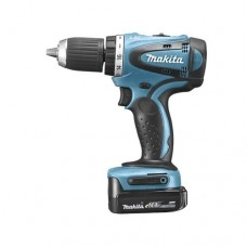 Makita accuboormachine BDF445RHE 14,4V 1,3Ah Li-ion