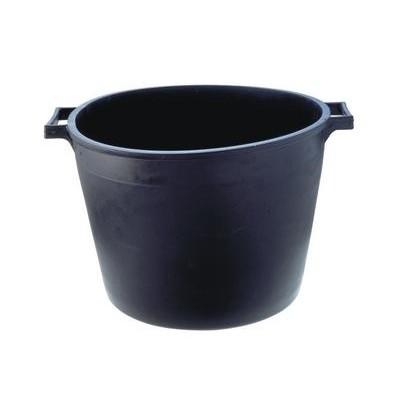 Speciekuip 65 lt. zwart