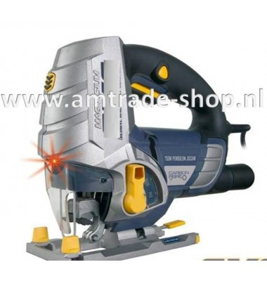 Pendeldecoupeerzaag AM750CF / 750W / 230V met laser