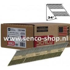 Senco Stripspijker Ø3,1 HE57APBKR 75MM geringd doos a 2.000 stuks