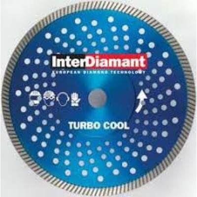Diamantzaagblad Turbo Cool Universal Ø200mm