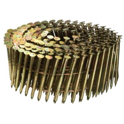 Trommelspijker ring blank 2,5 x 60mm BL24APBF doos a 7.425