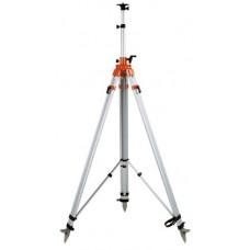 Opdraaibaar aluminium 3-poot statief 1.77 - 4.00 Zware uitvoering