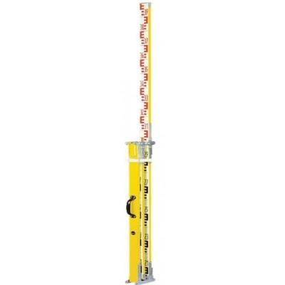 E-baak / klapbaak hout 3 meter telescopisch